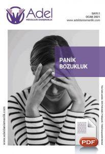 Panik Bozukluk - Adel Danışmanlık Bülten